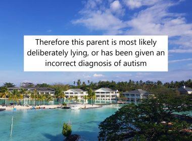 Who is Manny Gonzalez? Plantation Bay Cebu allegedly discriminates against child with autism - Alvinology